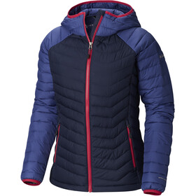 Columbia Powder Lite Jas Dames blauw